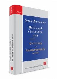 Ignacije Szentmártony: Uvod u nauk o horvatskome jeziku