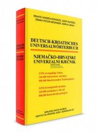 Deutsch-kroatisches Universalwoerterbuch