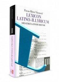 Lexicon Latino-Illyricum, Hrvatsko-latinski rječnik, svezak treći