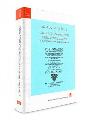 Istruzioni grammaticali della lingua illirica = Gramatičke pouke o ilirskome jeziku
